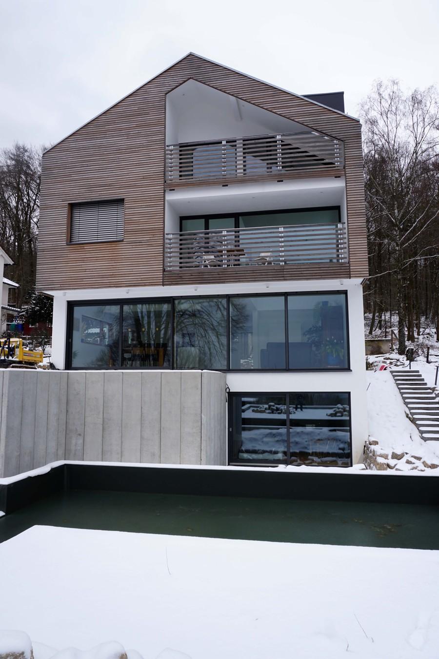 Einfamilienhaus in Georgenborn